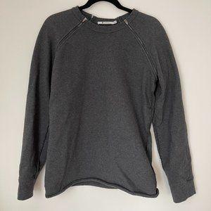 T by Alexander Wang Grey Sweatshirt